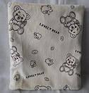 Детские цветные банные полотенца с мишками, фото 3