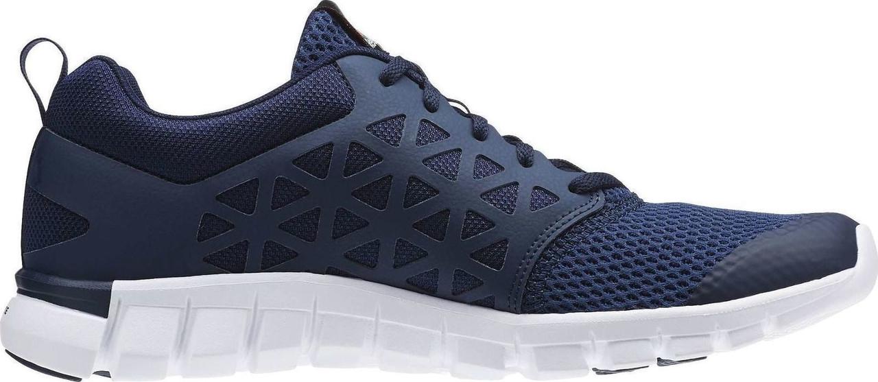 Мужские кроссовки REEBOK SUBLITE D1094 темно-синие