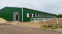 Реконструкция, ремонт помещения для супороса, супоросности для винарника