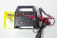 "Зарядное устройство для аккумулятора 6-12V 4A ""VITOL""(ЗУ-10641) ""TESLA"""