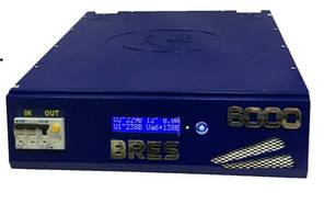 """Источник бесперебойного питания """"BRES RX 6000"""" (ON-LINE)"""