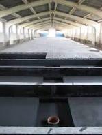 Строительство помещений для откорма на бетонных полах