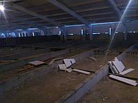Строительство навозонакопительных септиков  для свинарников, свинокомплекса, свинофермы