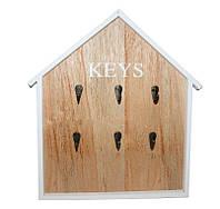 Настенная ключница 34-30-3 см.