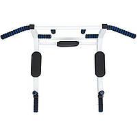 Настенный многофункциональный турник stROnG 5 в 1 Premium White (STR-MTW-51PWH)
