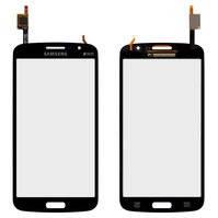 Сенсорный экран для мобильных телефонов Samsung G7102 Galaxy Grand 2 Duos, G7105 Galaxy GRAND 2, G7106; Samsung, черный