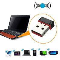 Мини USB WIFI сетевой адаптер 150 Mbit Wi-Fi