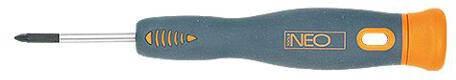 Отвертка крестовая прецизионная PH00-PH1 x 40 мм, CrMo, 04-085, 04-086, 087, фото 2