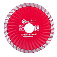 Диск отрезной Turbo, алмазный 115мм, 22-24%