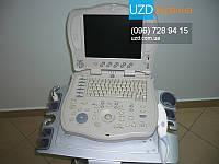 Портативный УЗИ аппарат GE Logiq Book 2004 год