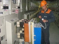 Наладка промышленного электрооборудования