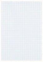 Масштабно-координатний папір А3ф.,200арк