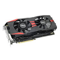 GF GTX960 BLACK 2Gb DDR5 ASUS (GTX960-DC2OC-2GD5-BLACK), фото 1