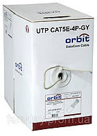 ORBIT UTP CAT5E-4P-GY (305м)