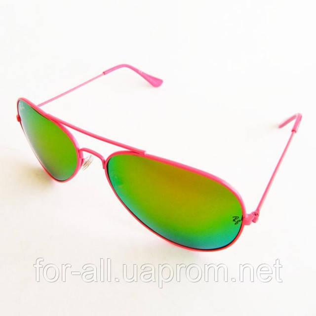 """Купить зеркальные солнцезащитные очки Ray Ban в интернет-магазине """"Модная покупка"""""""