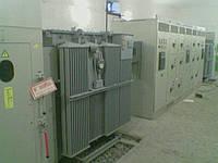 Монтаж электрооборудования, комплектных трансформаторных подстанций, ячеек