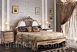 Італійська тумбочка колекція GRAN GUARDIA фабрика Francesco Pasi, фото 5