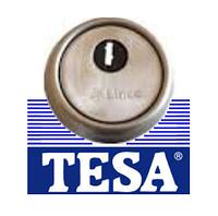 Броненакладка Tesa Е700 никель
