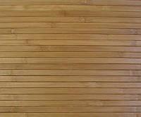 Обои бамбуковые, 17 мм, темные, ширина рулона 1м, 1,5м, 2м