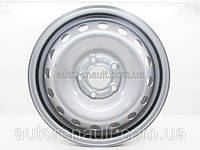 Диск колесный стальной (серый) на Рено Трафик 01-> (6Jx16) — Opel (оригинал) - 4417396
