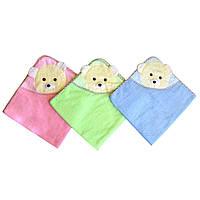 Уголок полотенце детское Мишка