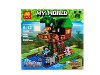 Конструктор «MY WORLD» Lele 79350
