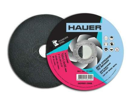 Круг отрезной по металлу Hauer