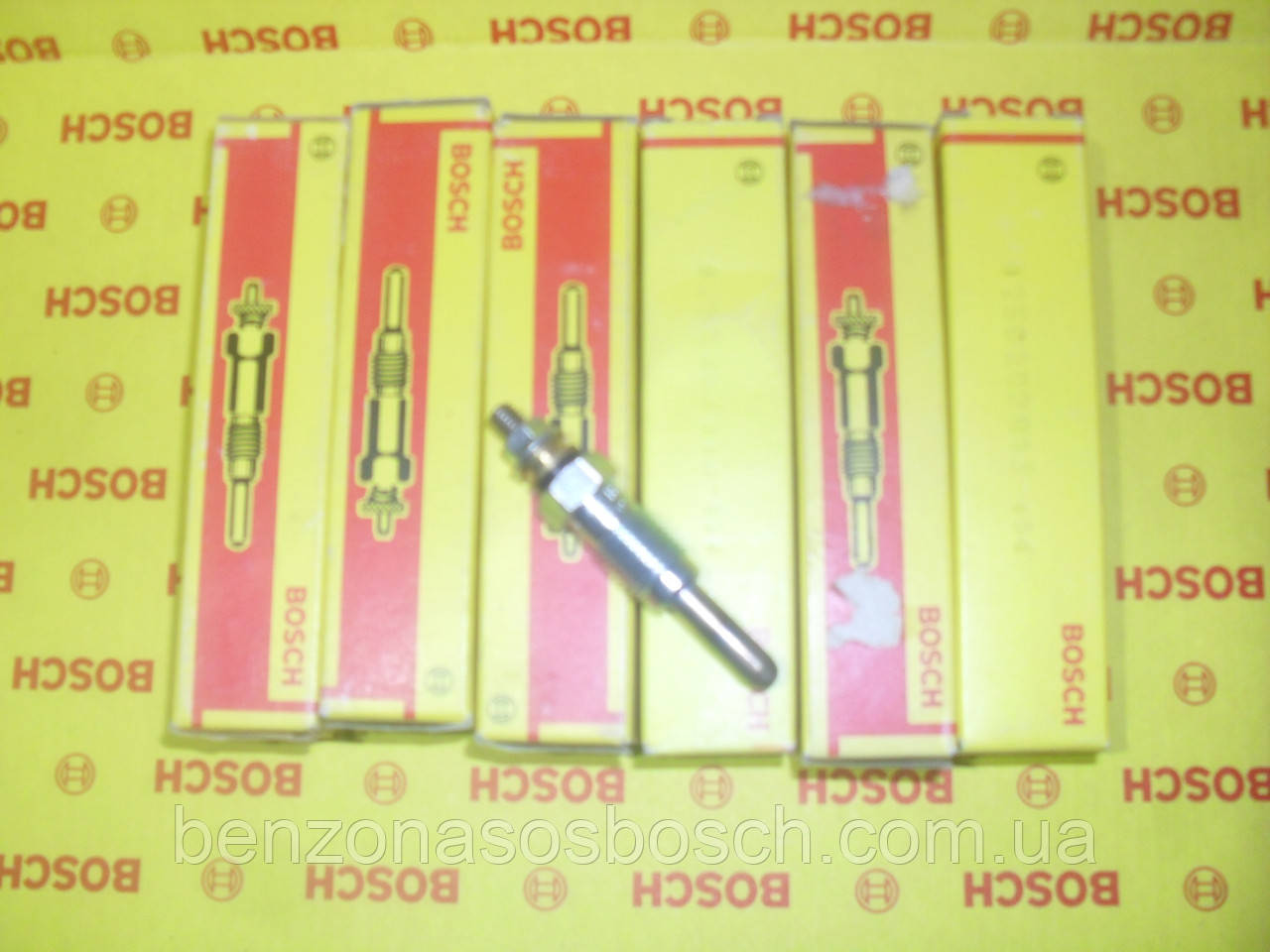 Свічка розжарювання Bosch 0250202013, 0 250 202 013, 0100220113, CH105/002, CH96/002, CE-102