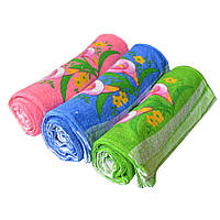 Кухонное полотенце с цветами