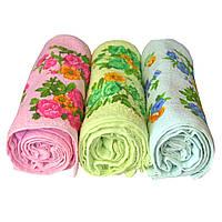 Полотенце кухонное с цветочками