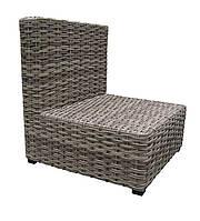 Кресло из техноротанга арт.02