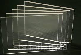 Акриловое стекло d=8 mm