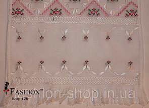 Весільний рушник весільний Голуби, фото 3