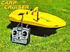 Прикормочный кораблик CarpCruiser Boat-YL радиоуправляемый для прикормки, доставки снастей в точку лова рыбы