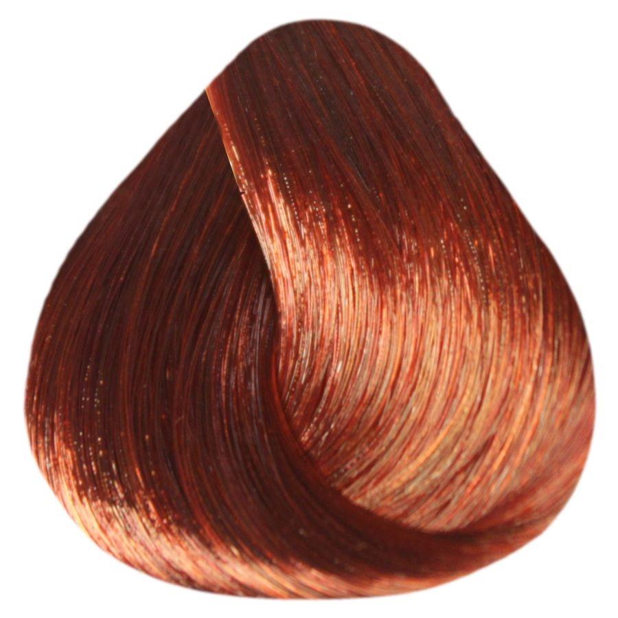 Краска-уход Estel Professional De Luxe Silver 6/5 Темно-русый красный 60 мл.