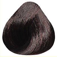 Краска-уход Estel De Luxe Silver 4/75 Шатен коричнево-красный 60 мл.