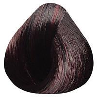Краска-уход Estel De Luxe Silver 4/65 Шатен фиолетово-красный 60 мл.