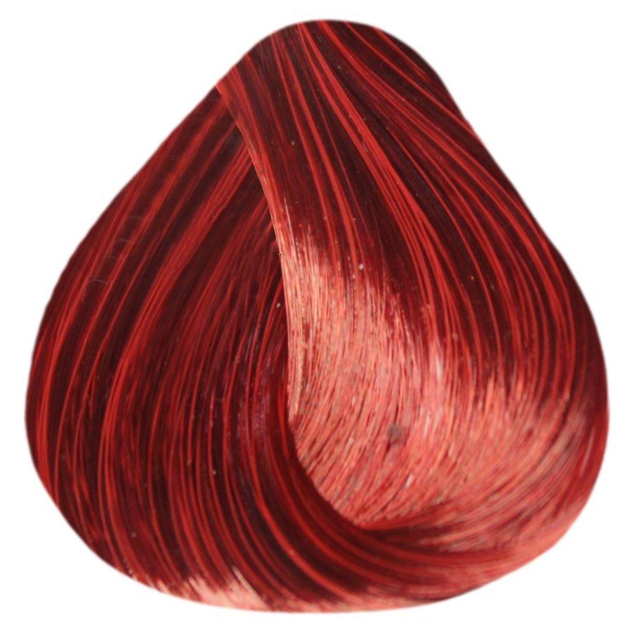 Краска-уход Estel Professional De Luxe EXTRA RED 66/46 Темно-русый медно-фиолетовый 60 мл.