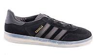 """Кроссовки Adidas Gazelle Indoor """"Grey/Dark Grey"""""""