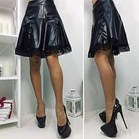 Юбка женская по колено