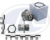 Помпа, насос водяной ВАЗ 2110-2112, 16 кл двигатель