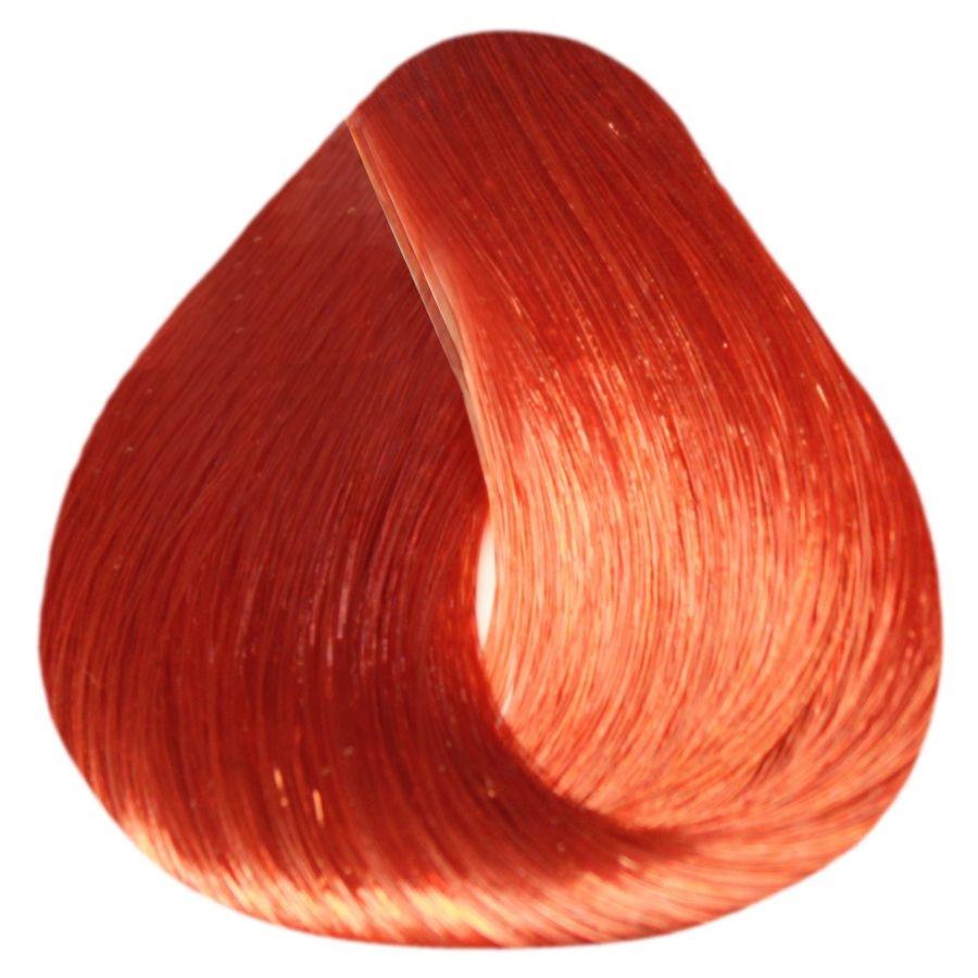 Краска-уход Estel Professional De Luxe EXTRA RED 88/55 Светло-русые красный интенсивный 60 мл.