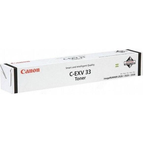 Тонер Canon C-EXV33 iR2520/2520i/2530/2530i Black