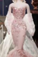 Коллекционная кукла Барби Силкстоун Платье Русалка / Mermaid Gown Barbie Doll , фото 5