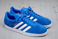 Кроссовки Adidas Originals Gazelle II (Blue), фото 1