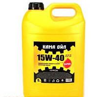 Масло моторное Минеральное КАМА (kama) 15w-40 5 л