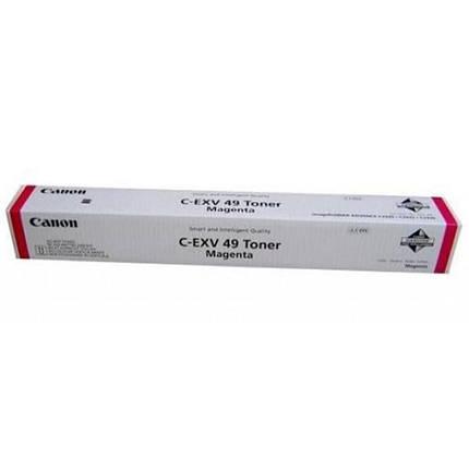 Тонер Canon C-EXV49 C3325i Magenta (8526B002), фото 2