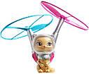 Кукла Барби с летающим котом Космическое приключение Barbie Star Light Galaxy, фото 6