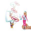 Кукла Барби с летающим котом Космическое приключение Barbie Star Light Galaxy, фото 7