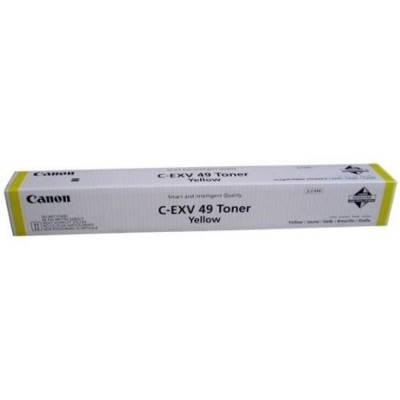 Тонер Canon C-EXV49 C3325i Yellow (8527B002), фото 2